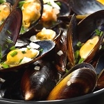 entree chaude - moules marinieres
