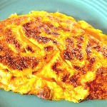 entree chaude - omelette